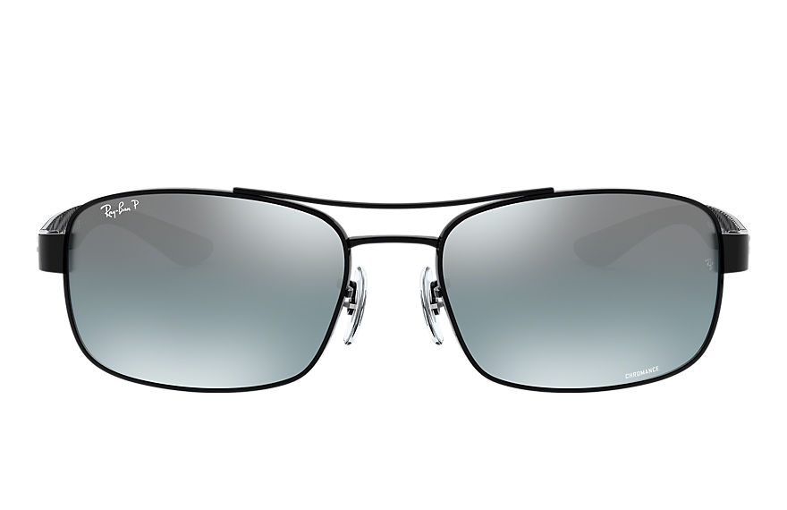 Ray-Ban  gafas de sol RB8318CH MALE 001 rb8318 chromance negro 8053672726442