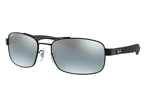Ray-Ban 0RB8318CH-RB8318 CHROMANCE Black SUN