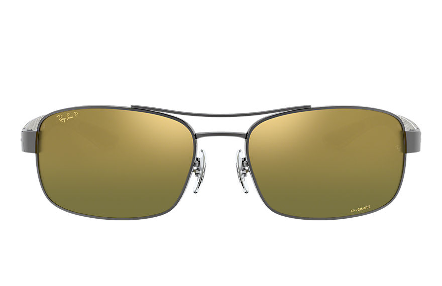 Ray-Ban  gafas de sol RB8318CH MALE 002 rb8318 chromance gunmetal 8053672726466
