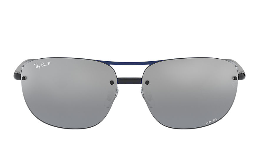 Ray-Ban  gafas de sol RB4275CH MALE 001 rb4275 chromance azul 8053672726534