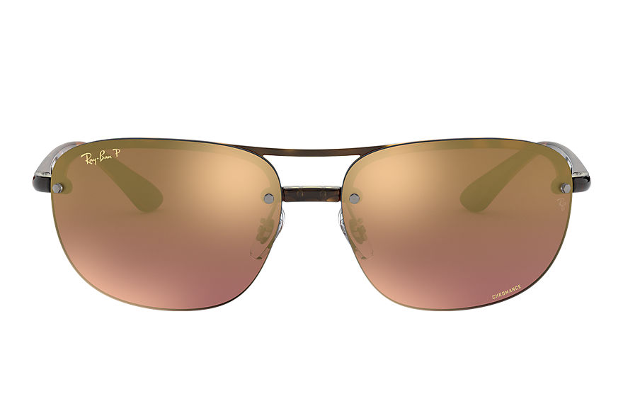 Ray-Ban  gafas de sol RB4275CH MALE 002 rb4275 chromance habana 8053672726558
