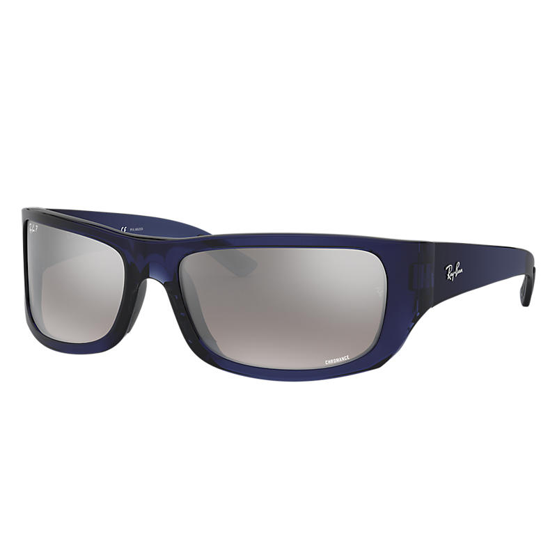 Ray Ban Rb4283 chromance Man Sunglasses Lenses  Gray Polarized ... 2ef907ae18