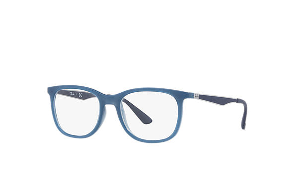 Ray-Ban 0RX7078-RB7078 Blu; Canna di fucile,Blu OPTICAL
