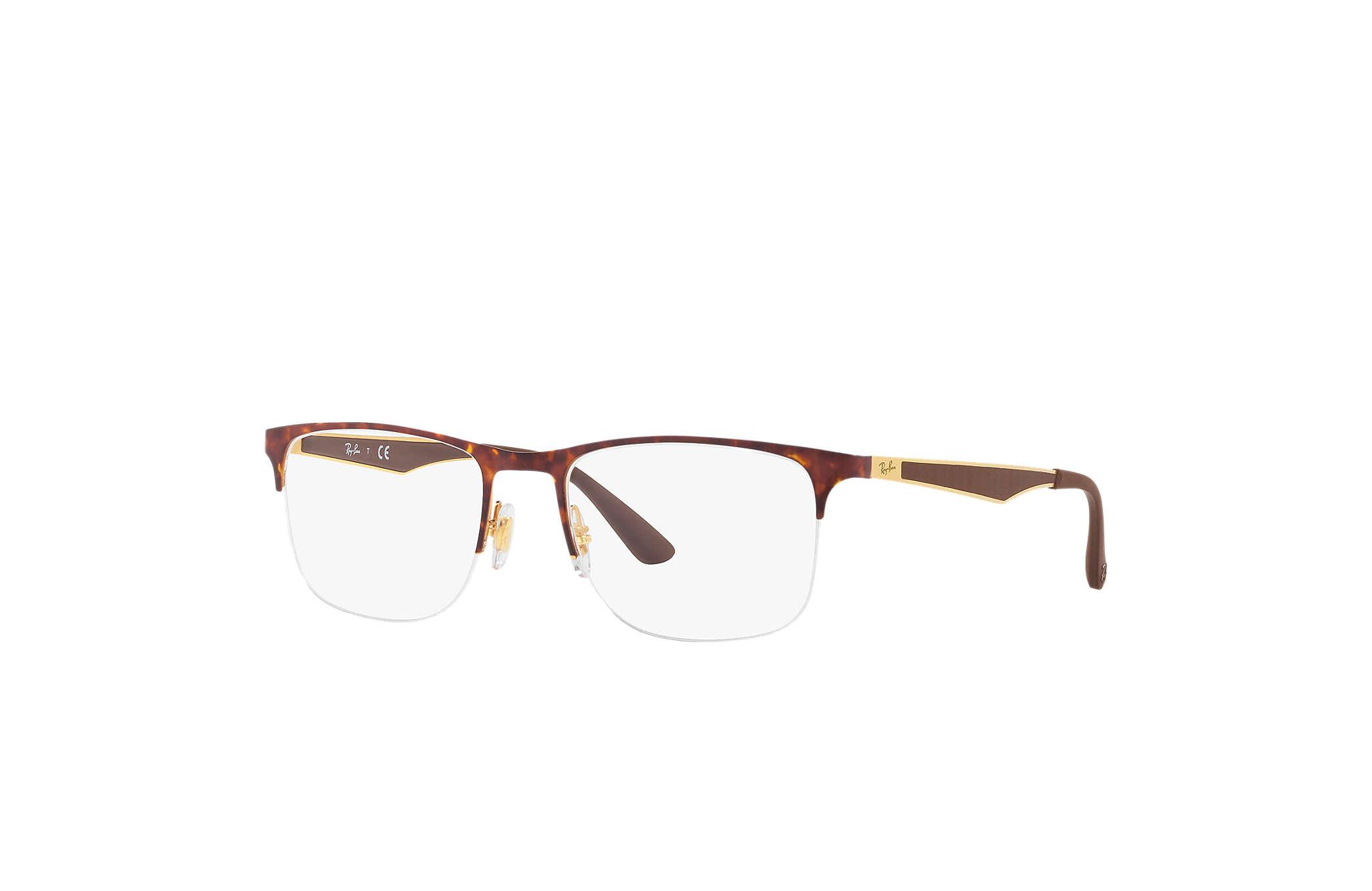 3899de7997f Ray-Ban eyeglasses RB6362 Tortoise - Metal - 0RX6362291755