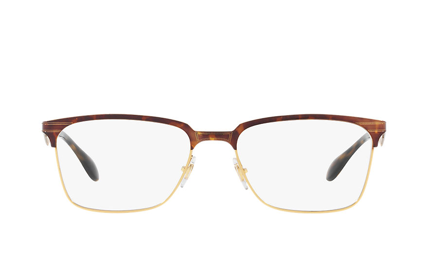 Ray-Ban  eyeglasses RX6344 MALE 002 rb6344 tortoise 8053672728095