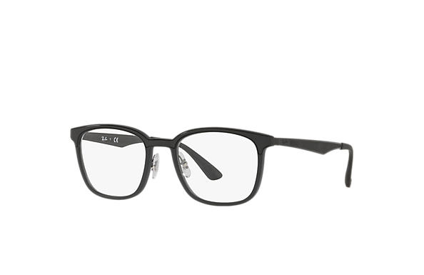 Ray-Ban 0RX7117-RB7117 Black OPTICAL