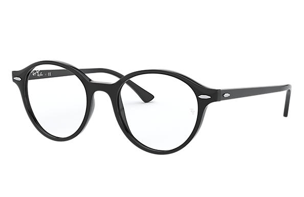 Ray-Ban 0RX7118-DEAN Black OPTICAL