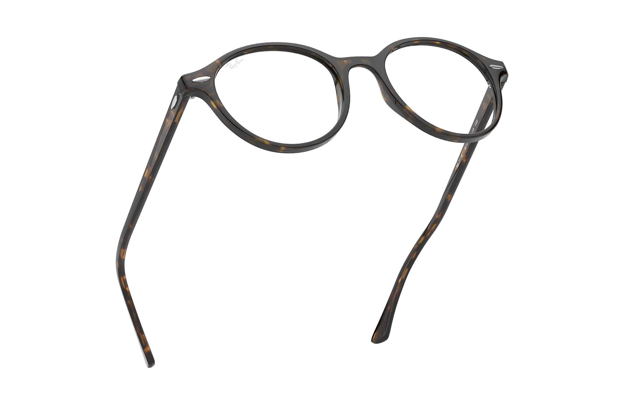 443eeb378369e Ray-Ban prescription glasses Dean RB7118 Tortoise - Propionate ...