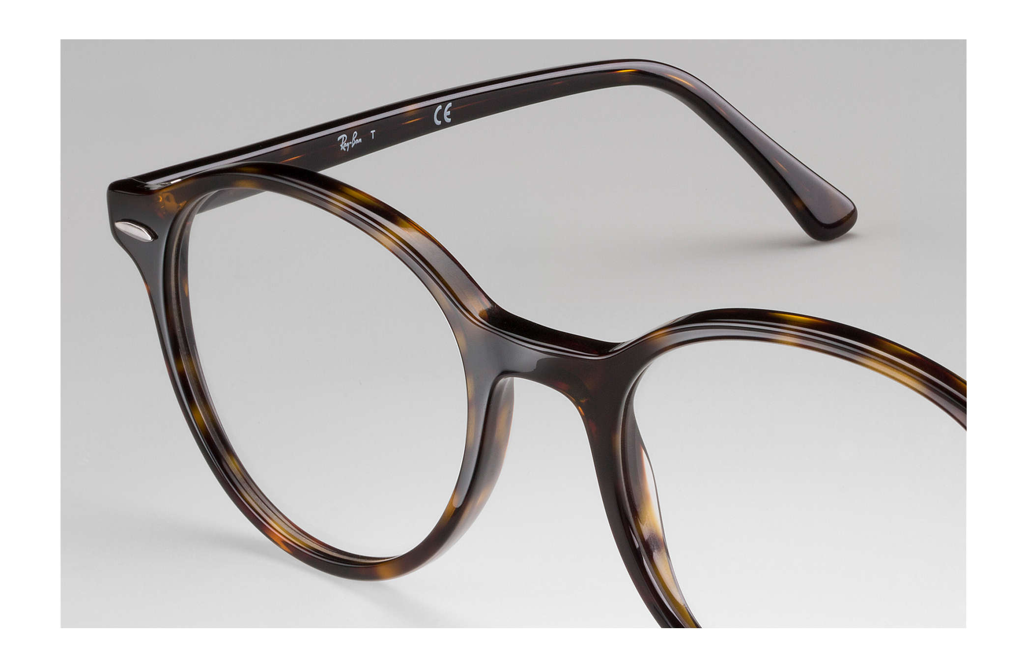 0df4a9dd3f Ray-Ban prescription glasses Dean RB7118 Tortoise - Propionate ...