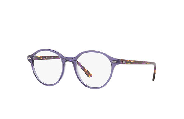 Ray-Ban 0RX7118-DEAN Violet OPTICAL