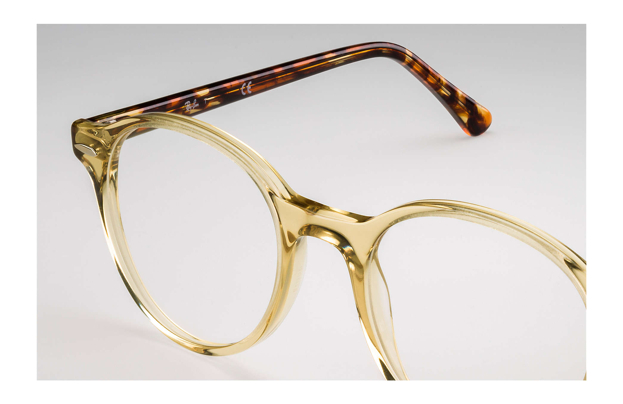 9952b99bfa ... Ray-Ban 0RX7118-DEAN Yellow  Orange OPTICAL