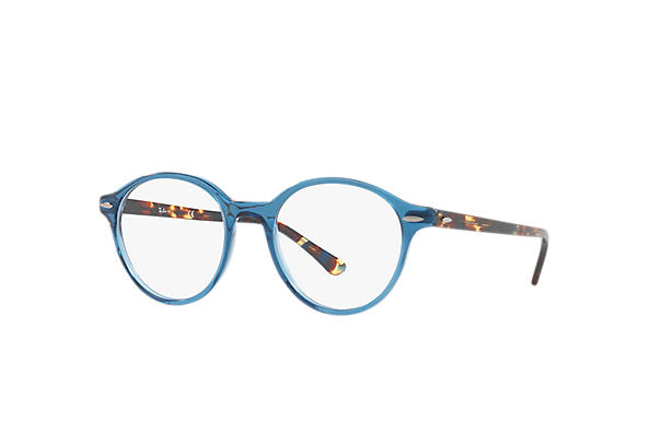 Ray-Ban 0RX7118-DEAN Bleu OPTICAL