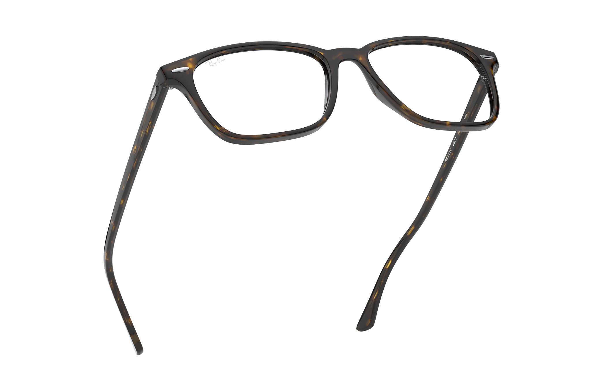 48b1bc75f0c Ray-Ban eyeglasses RB7119 Tortoise - Propionate - 0RX7119201253 ...