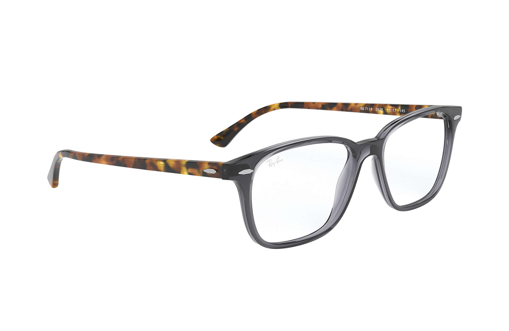 d394ae0731 Ray-Ban prescription glasses RB7119 Grey - Propionate ...