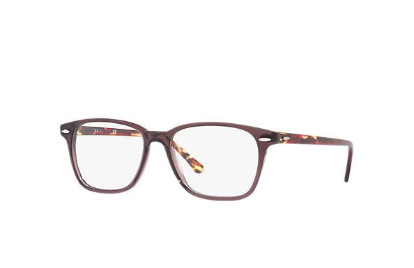 54971a87dd Ray-Ban prescription glasses RB7119 Grey - Propionate - 0RX7119562955