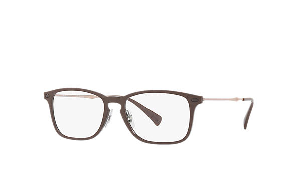 Ray-Ban 0RX8953-RB8953 Brown; Light Brown OPTICAL