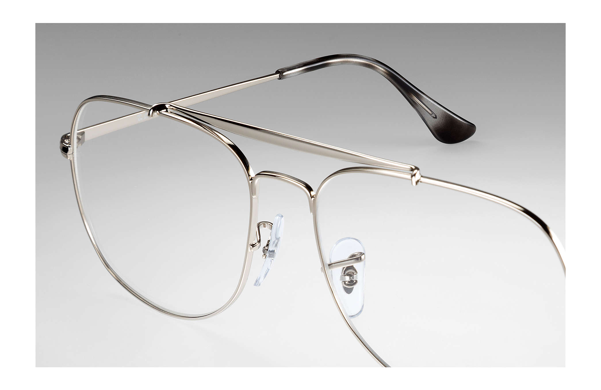 d7ae45baaf Ray-Ban eyeglasses General Optics RB6389 Silver - Metal ...