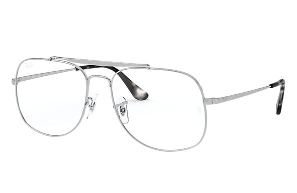 Ray-Ban 0RX6389-GENERAL OPTICS Silber OPTICAL