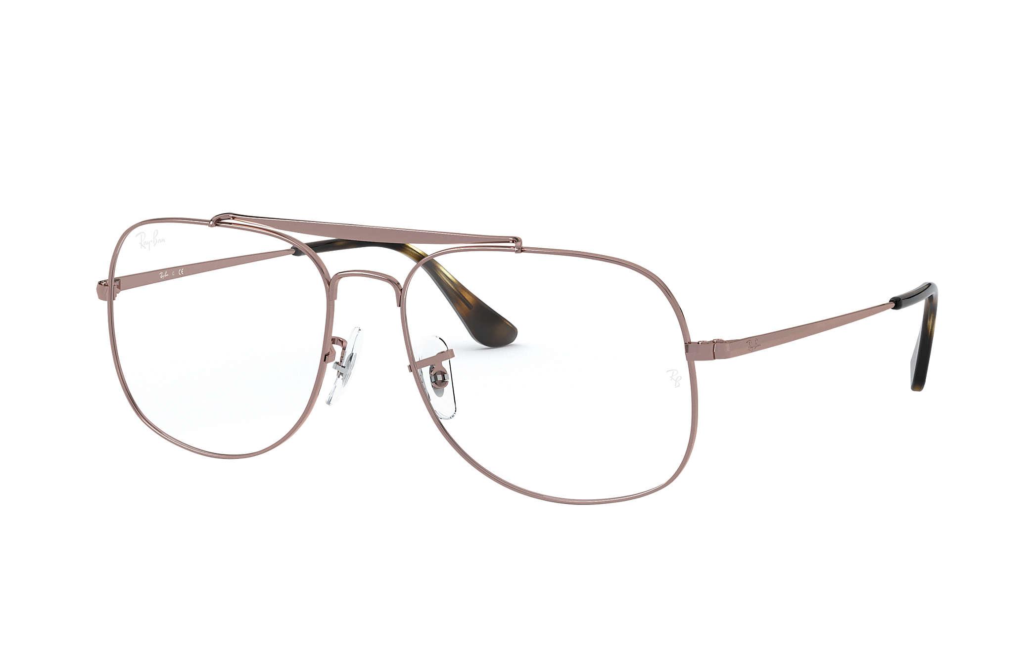 8865ce56721 Ray-Ban prescription glasses General Optics RB6389 Light Brown ...