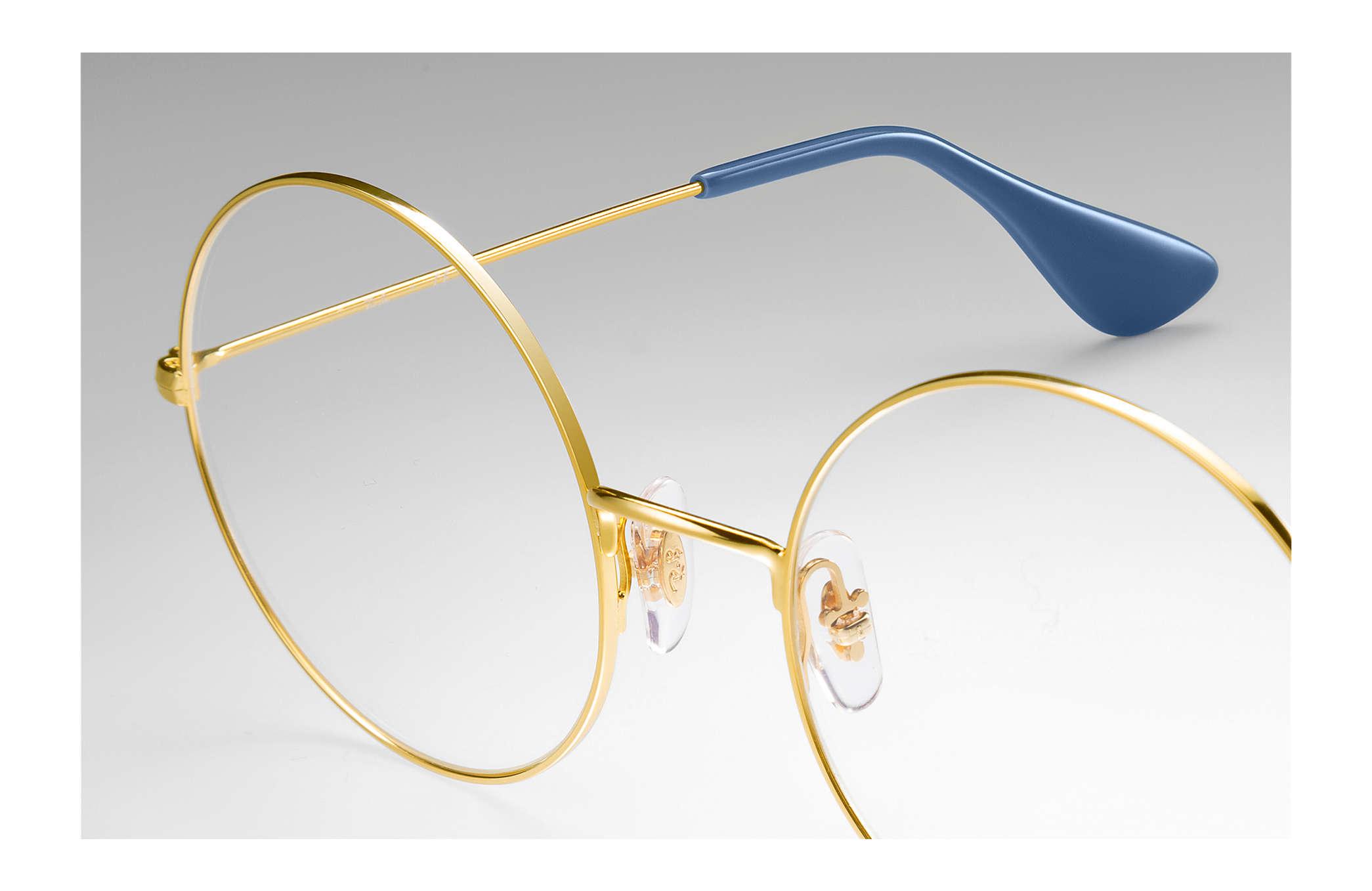 dc872881ef Ray-Ban prescription glasses Ja-jo Optics RB6392 Gold - Metal ...