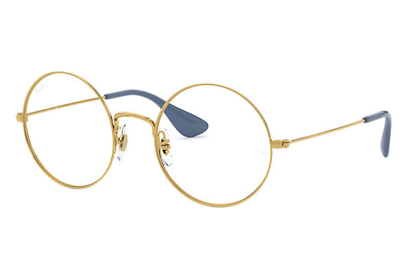 02ca9f7661 Ray-Ban eyeglasses Ja-jo Optics RB6392 Gold - Metal - 0RX6392250053 ...
