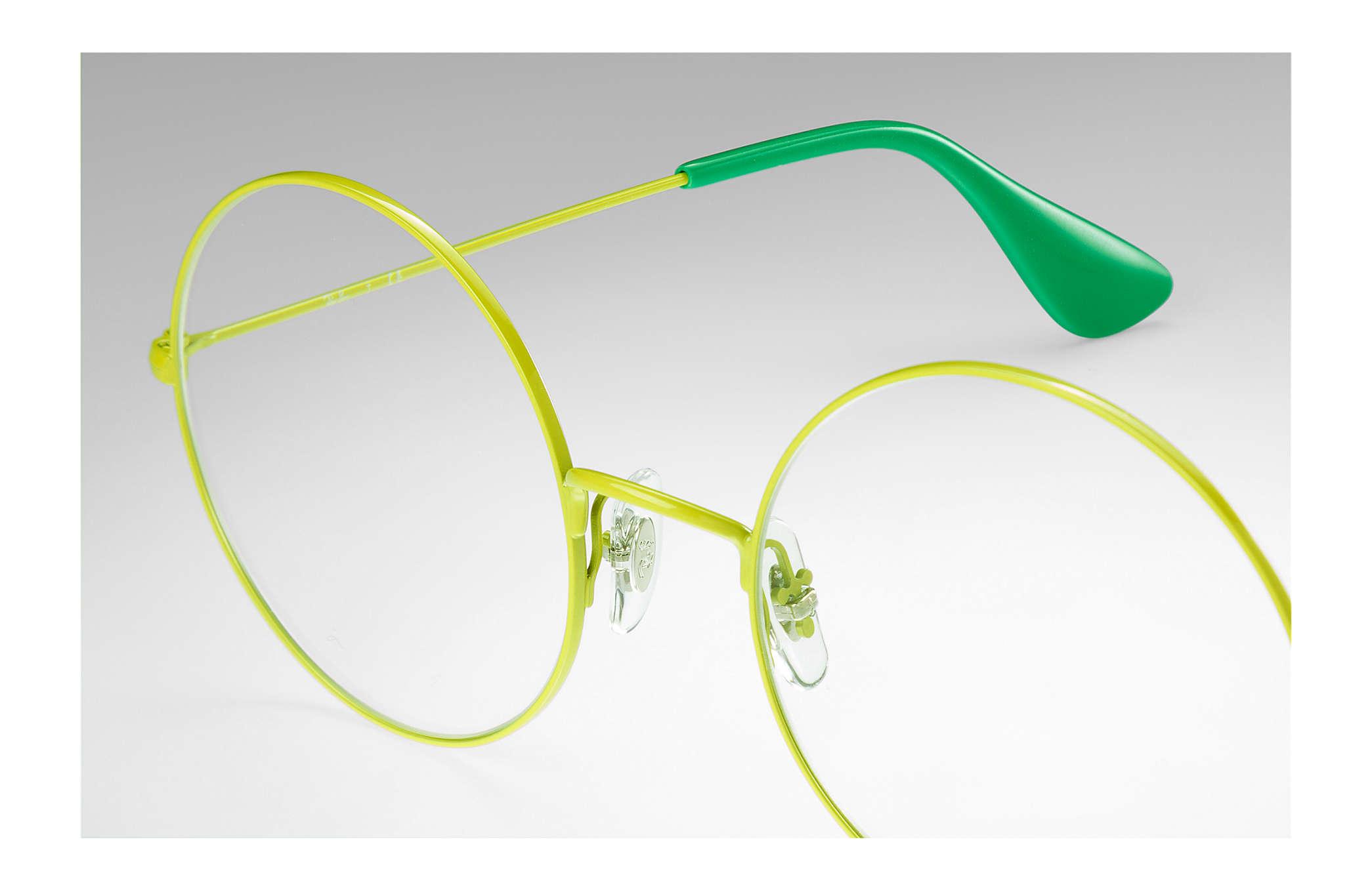 680e8da7165e Ray-Ban prescription glasses Ja-jo Optics RB6392 Yellow - Metal ...