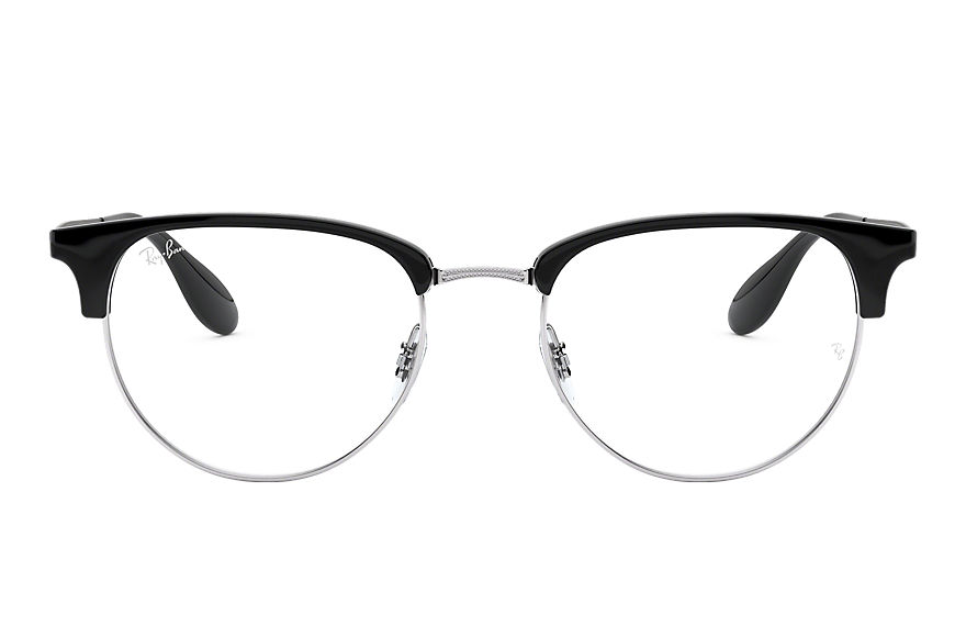 Ray-Ban  eyeglasses RX6396 MALE 002 rb6396 银色 8053672729146