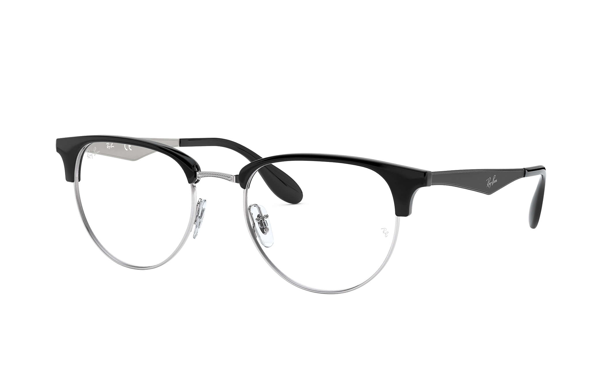 c97e68572 Ray-Ban prescription glasses RB6396 Silver - Metal - 0RX6396293253 ...