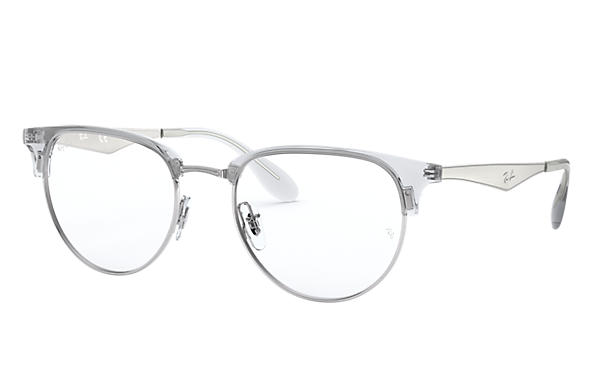 Ray-Ban		 0RX6396-RB6396 Zilver OPTICAL