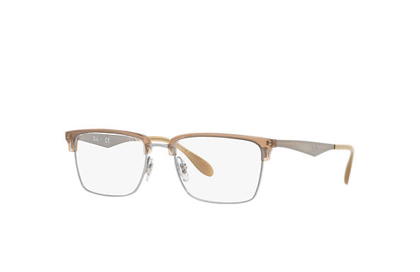 Ray-Ban 0RX6397-RB6397 Gun OPTICAL