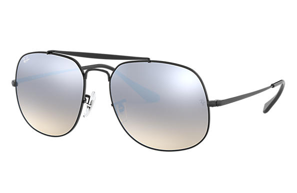 Ray-Ban 0RB3561-GENERAL Schwarz SUN