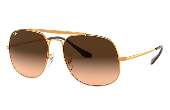 Ray-Ban 0RB3561-GENERAL Bronze-Kupfer SUN