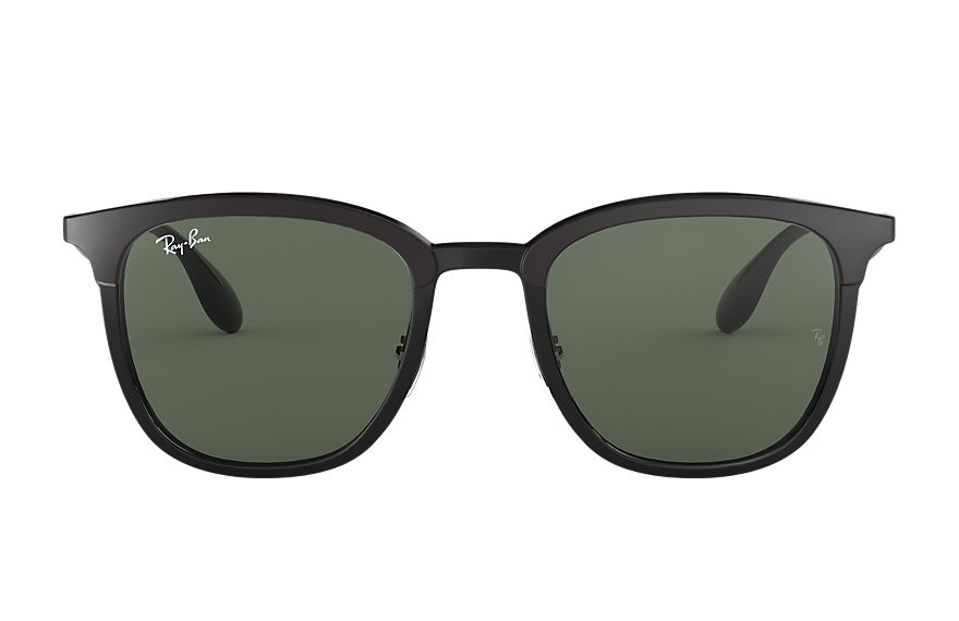 Ray-Ban		 RB4278 Black met brillenglas Green Classic
