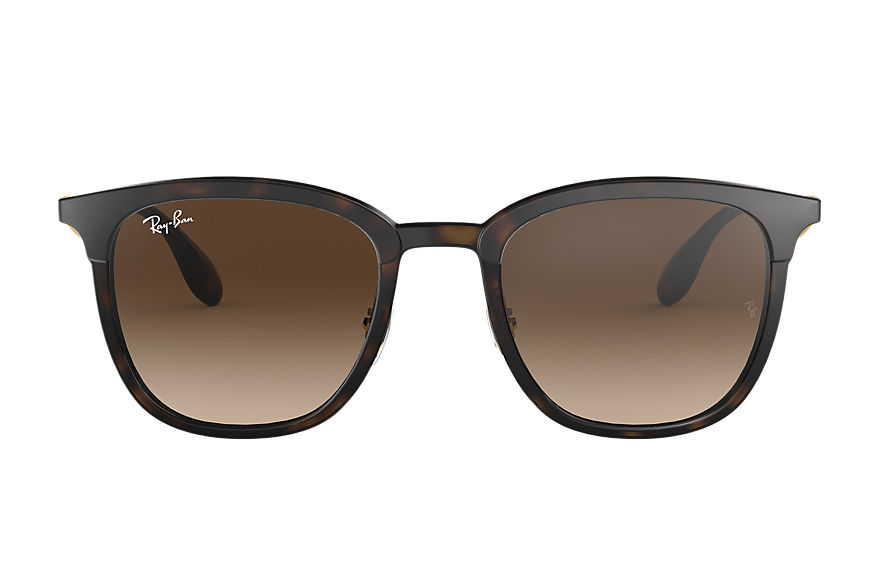 Ray-Ban RB4278 Tortoise with Brown Gradient lens