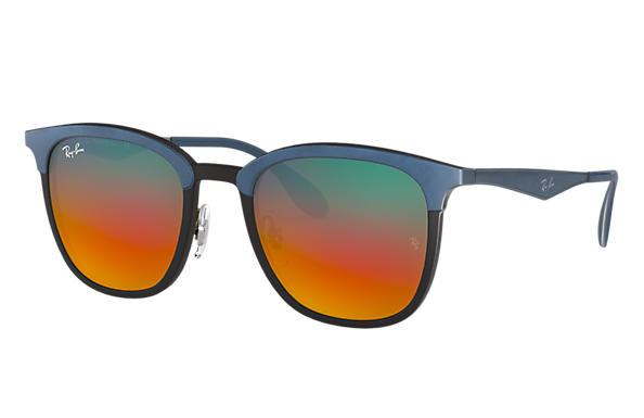 Ray-Ban 0RB4278-RB4278 Black; Blue,Gunmetal SUN