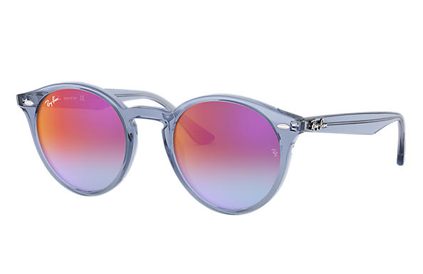 Ray-Ban 0RB2180-RB2180 Light Blue SUN