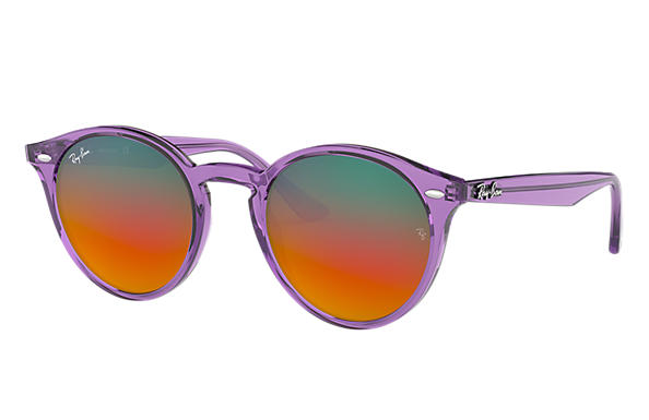 Ray-Ban 0RB2180-RB2180 Violet SUN