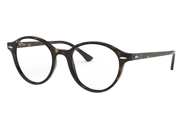 Ray-Ban 0RX7118F-DEAN Tortoise OPTICAL