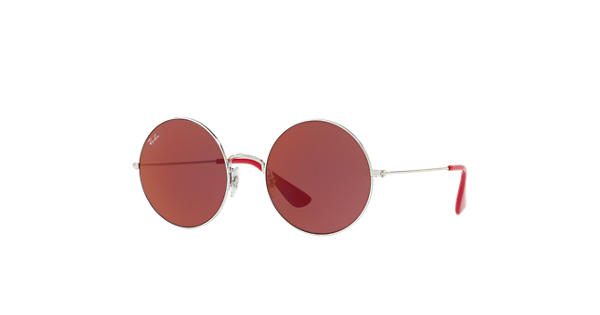 Ja-jo Ray-Ban RB3592 Argent - Métal - Verres Dark Red - 0RB3592003 D055    Ray-Ban® France d89b653f378c
