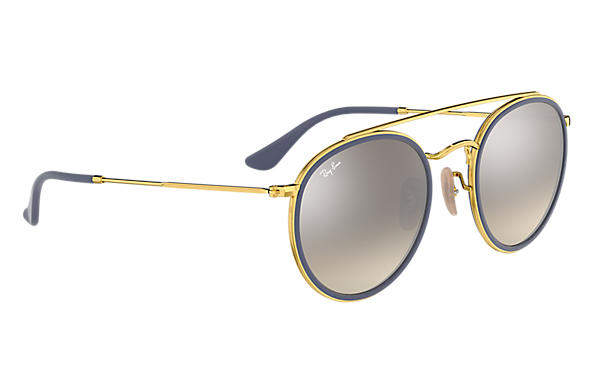 ray ban double bridge aviator