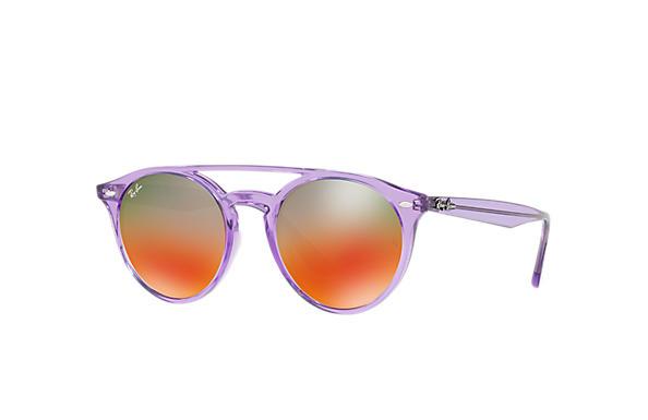f619fd3cd5 Ray-Ban RB4279F Violet - Propionate - Orange Lenses ...