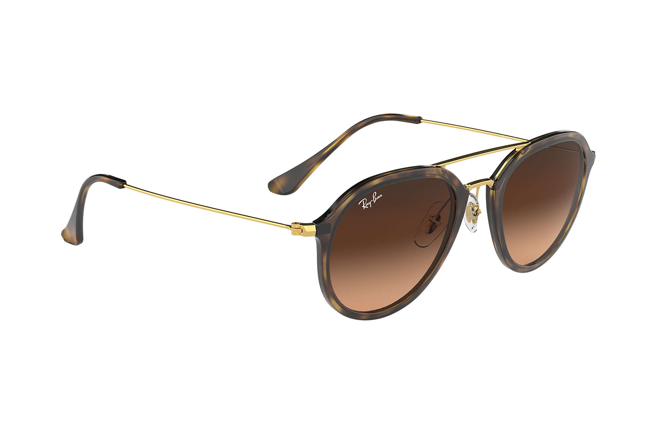 c3d4dbb80b408 Ray-Ban RB4253 Tortoise - Propionate - Pink Brown Lenses ...
