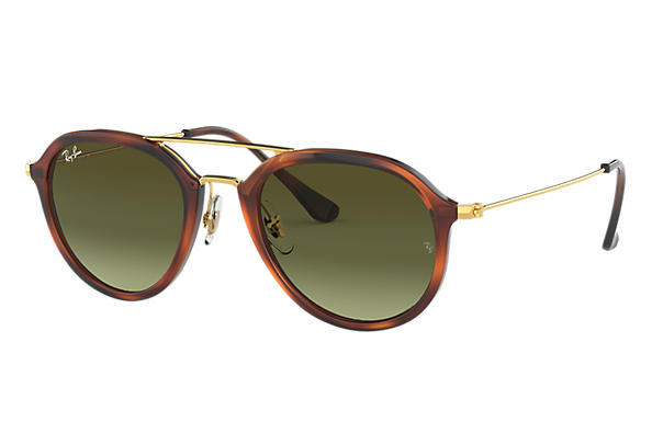 e3b67a5de00 Ray-Ban RB4253 Tortoise - Propionate - Green Lenses - 0RB4253820 ...