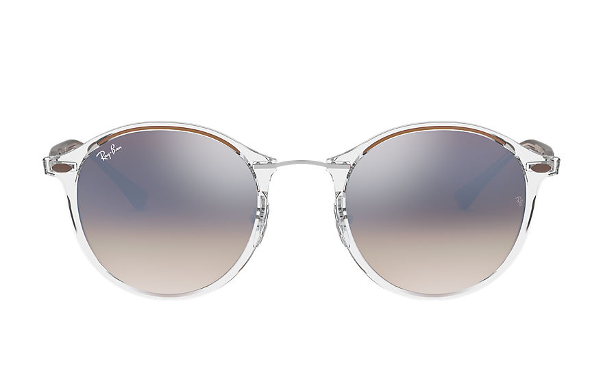 Ray-Ban  sunglasses RB4242 UNISEX 012 rb4242 transparent 8053672739152