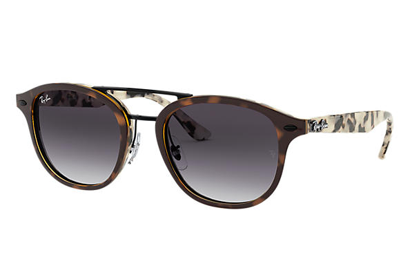 Ray-Ban Sunglasses RB2183 Tortoise with Grey Gradient lens