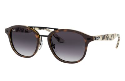 Comprar Ray-Ban Gafas-de-sol RB2183 Habana con lente Gris Degradada