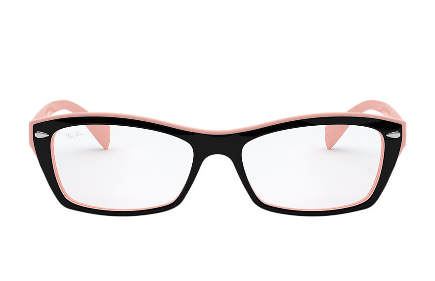 Ray-Ban Eyeglasses RB5255 Black