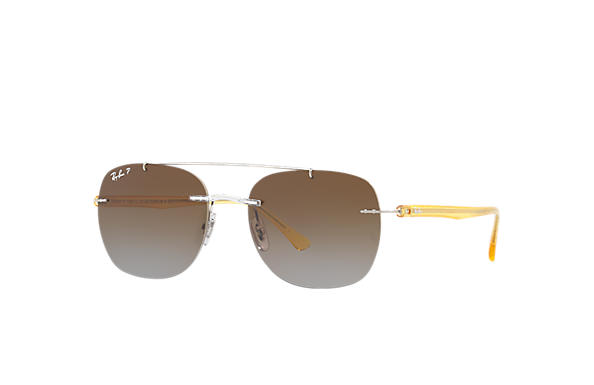 Ray-Ban 0RB4280-RB4280 Transparent; Yellow SUN