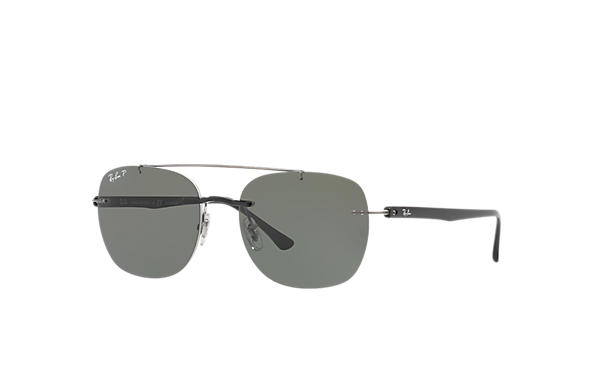 Ray-Ban 0RB4280-RB4280 Black SUN