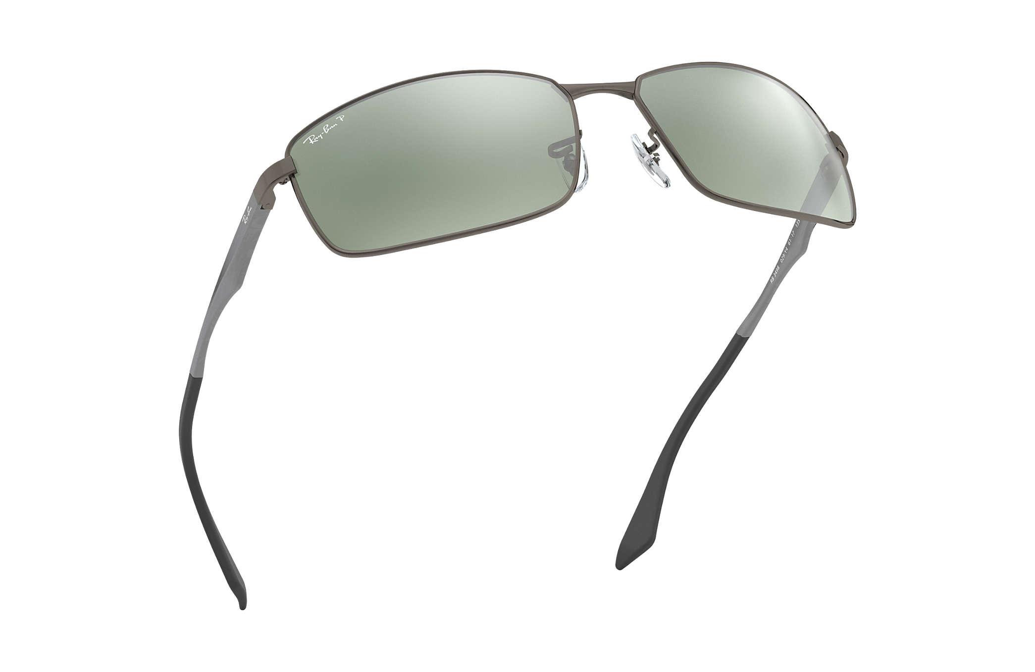 0dfafc6ca Ray Ban Rb3183 Active Lifestyle Black Sunglasses
